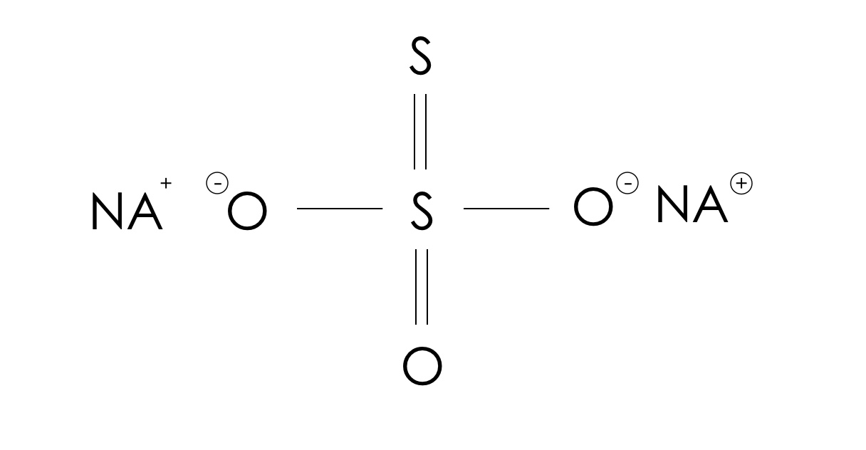 SODIUM THIOSULPHATE ANHYDROUS PHOTO GRADE